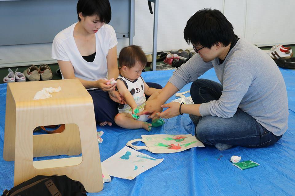 続:赤ちゃんにしかできないアートの世界