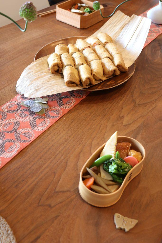 オンダアキコ24節気日常の中の季節料理