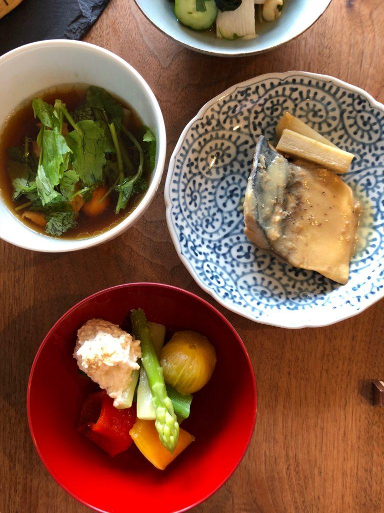 遠田明子の料理研究会クチーナアキコ